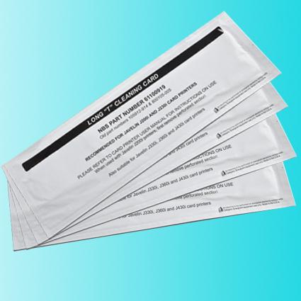 کارت تمیزکننده پرینتر-تی کارت-Long Cleaning Tcard