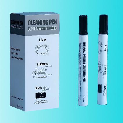 ماژیک تمیزکننده هد چاپگر کارت-Alcohol Pen