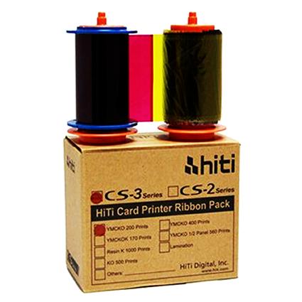 ریبون رنگی هایتی HITI CS320