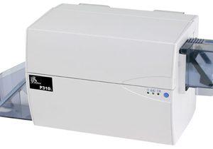 چاپگر زبرا مدل ZEBRA P310I