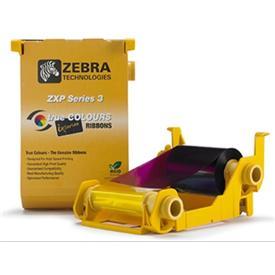 ریبون تمام رنگی 200 پرینت ZXP3