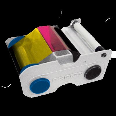 ریبون تمام رنگ پرینتر فارگو C30 250 پرینت